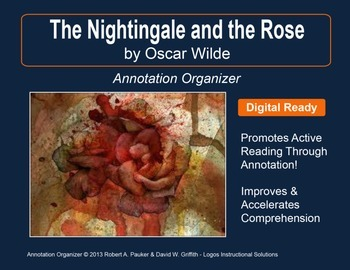 """THE NIGHTINGALE AND THE ROSE"" by OSCAR WILDE: Annotation"