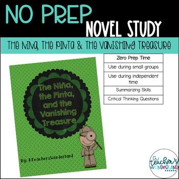 The Nina, the Pinta, and the Vanishing Treasure