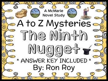 The Ninth Nugget : A to Z Mysteries (Ron Roy) Novel Study