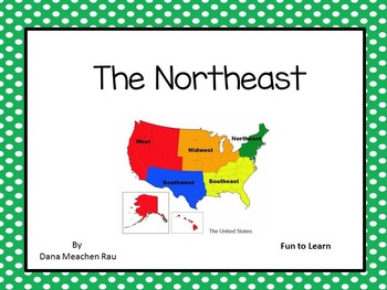 The Northeast - A True Book