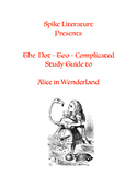 The Not-Too-Complicated Study Guide to 'Alice in Wonderlan
