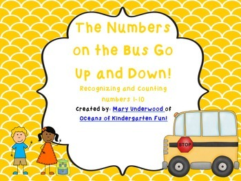 The Numbers on the Bus Go Up and Down: Recognizing and Cou