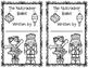 The Nutcracker Ballet Writing Booklet