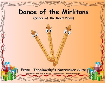 The Nutcracker Suite - Dance Of The Reed Pipes (A Listenin