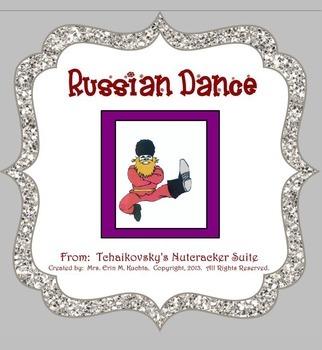 The Nutcracker Suite - Russian Dance (A Listening Lesson w
