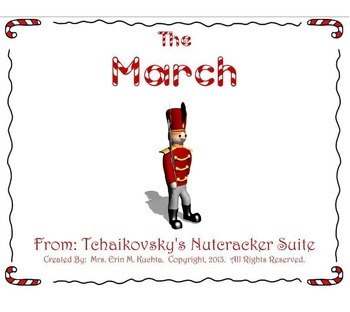 The Nutcracker Suite - The March (A Listening Lesson w/ Ma