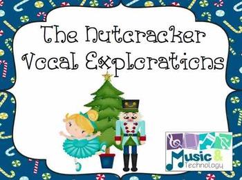 The Nutcracker Vocal Exploration Posters