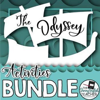 The Odyssey Activities Bundle