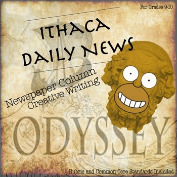 The Odyssey (Newspaper Column) Ithaca Daily News