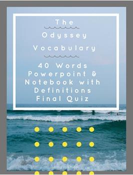 Odyssey Vocabulary
