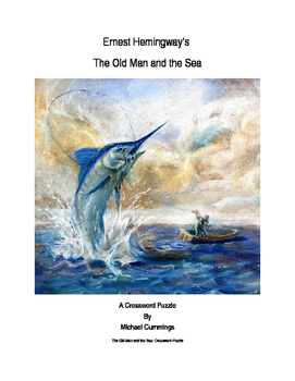 The Old Man and the Sea Crossword Puzzle and Grammar Exercises