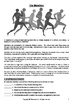 The Olympics (Lesson 5 of 5) - The Marathon - Grades 5&6