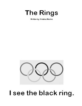 The Rings (Level A) student book