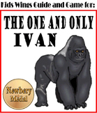 The One and Only Ivan, Newbery Award Winner by Katherine A