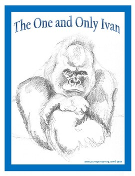 The One and Only Ivan Novel Activities