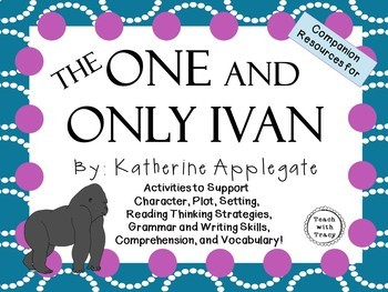 The One and Only Ivan by Katherine Applegate: A Complete N