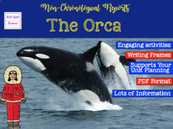 Report Writing - The Orca