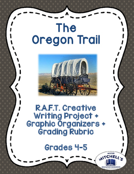 The Oregon Trail RAFT Creative Writing Project