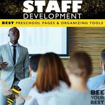 Preschool Teacher -     Staff Info & Professional Development