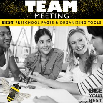 Preschool Teacher - Team Meeting