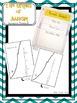 The Origins of Judaism Interactive Notebook Graphic Organizers