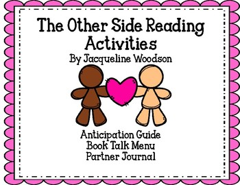 The Other Side Book Activities