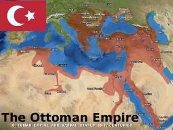 The Ottoman Empire in the 16th Century