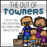 The Out of Towners {ow/ou kids, sorts, & activities}