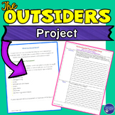 The Outsiders Public Service Announcement Project