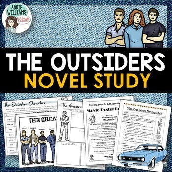 Outsiders Novel Study