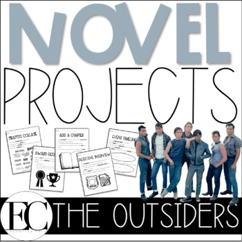 "The Outsiders ""Quick"" Novel Projects"