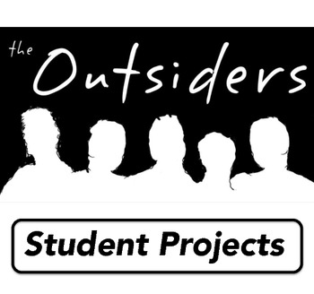 OUTSIDERS - Student Projects / Summative Tasks