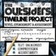 The Outsiders Unit Plan : Mock Trial, Timeline, Crossword,