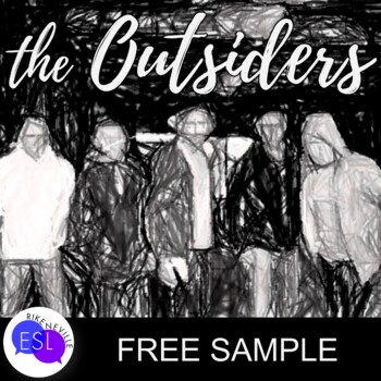 The Outsiders:  a freebie sample