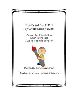 The Paint Brush and Chalk Box Kid Bundle book Club