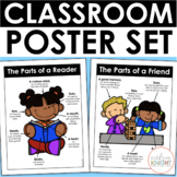 """The Parts of a..."" {The Bundled Set of Posters}"