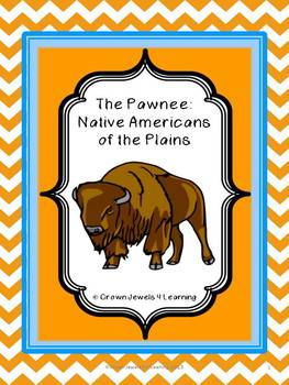 The Pawnee: Native Americans of  the Plains Reg.- Inf. Rea