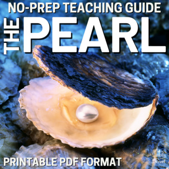 Pearl, The - Steinbeck - Complete Bundle - Activities, Les