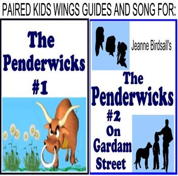 The Penderwicks # 1 and The Penderwicks # 2 on Gardam Stre