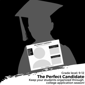 The Perfect Candidate Worksheet
