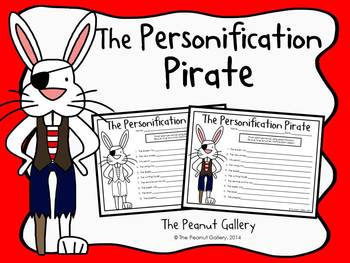 The Personification Pirate