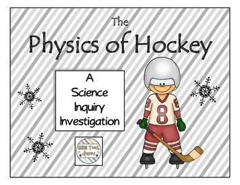 Hockey Science - The Physics of Hockey  - Easy Science Inv