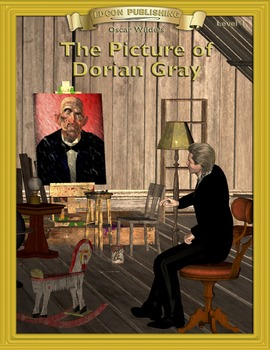 The Picture of Dorian Gray RL4-5 ePub with Audio Narration
