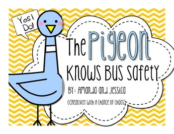 The Pigeon Knows Bus Safety!