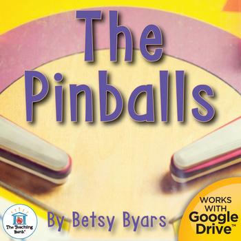 The Pinballs Novel Study Book Unit