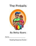 The Pinballs--Reading Response Packet