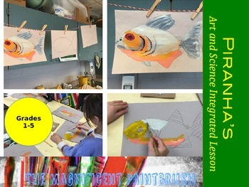 The Piranha: Art and Science Integration