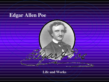 The Pit and the Pendulum (Poe) mini lesson with PPT