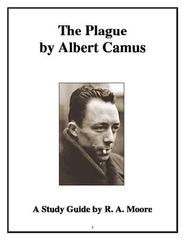 """The Plague"" by Albert Camus: A Study Guide"