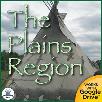 The Plains Region Interactive Notebook